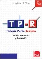TP-R. Toulouse Pieron Editorial TEA